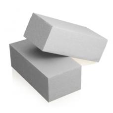 кирпич силикатный Петушинского КЗ полуторный М-150, белый