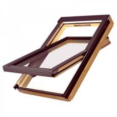 Мансардное окно FTP-V (Cu) Фарко (медное)