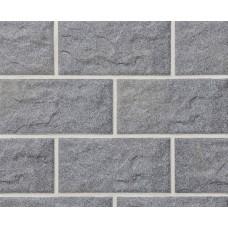 Клинкерная крупноформатная фасадная плитка Stroeher KERABIG, KS 06 grau