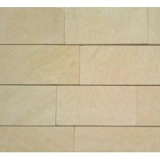 Плитка Песчаник пиленная 1204, бежевый 20x80x350