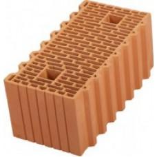 Поризованный кирпич - поризованный керамический блок (теплая керамика) ПОРОТЕРМ/POROTHERM 51 М100 Размер: 510х250х219