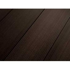 Террасная доска Salix темно-коричневый